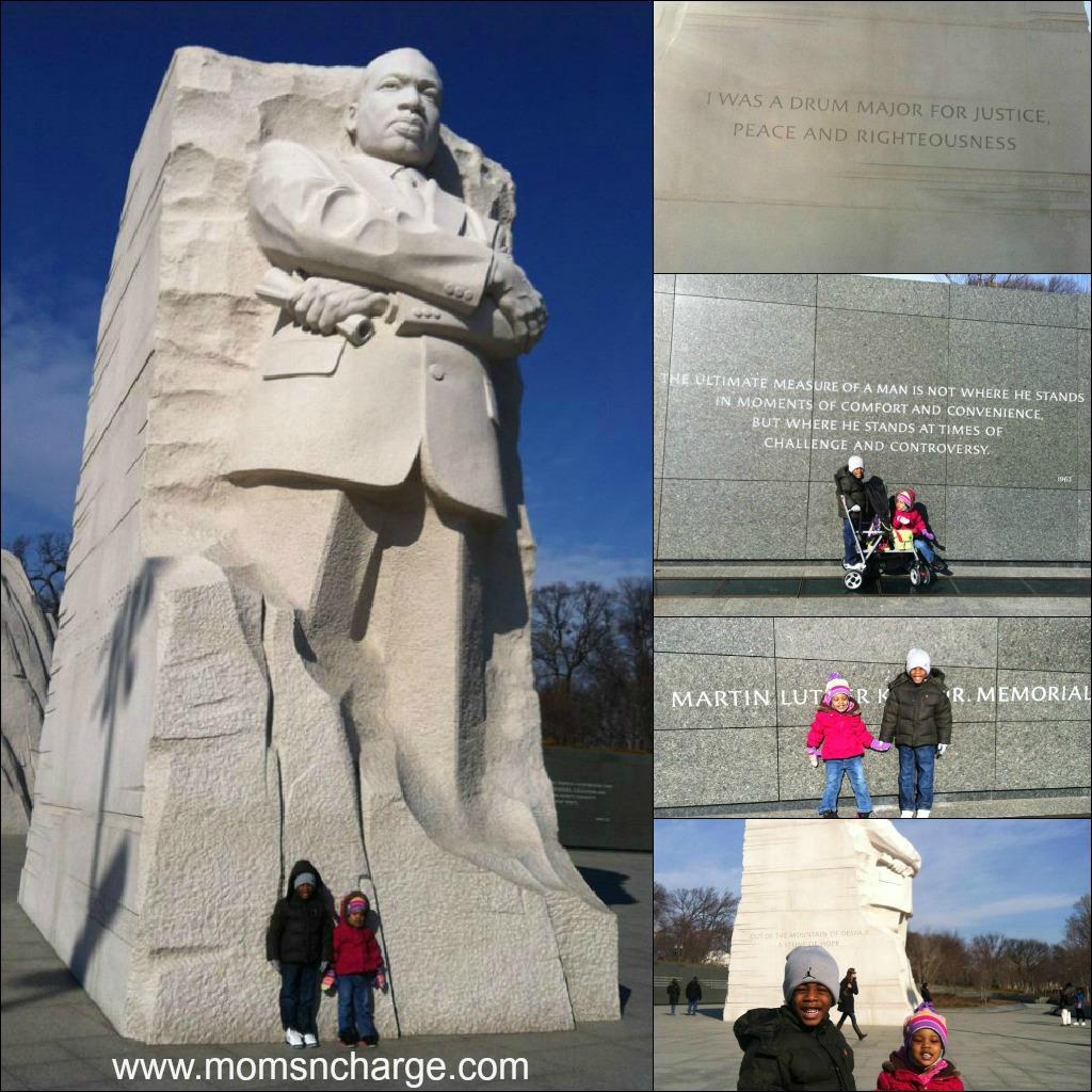 MLK collage