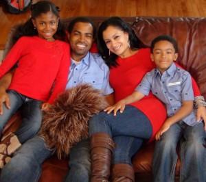 Utokia Langley family