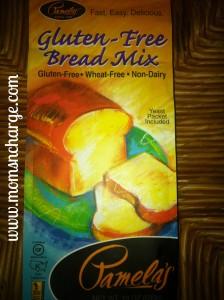 Vegan Gluten-free bread4