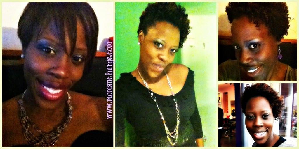 natural hair transition