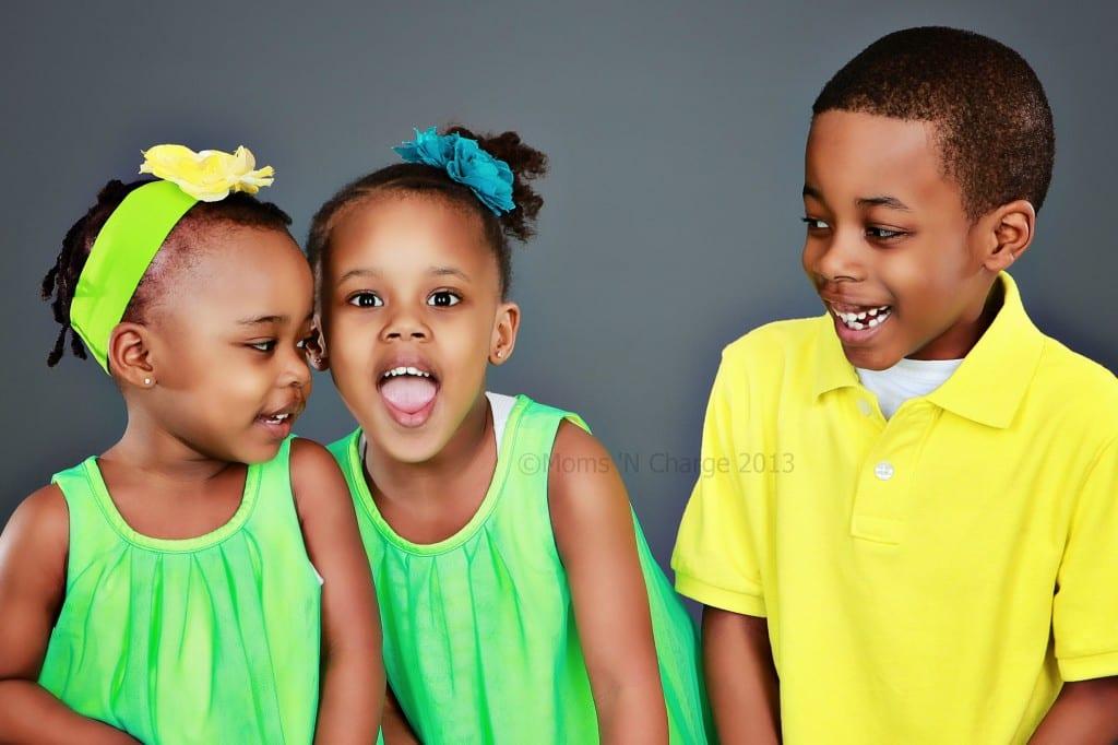 Happy Kids family