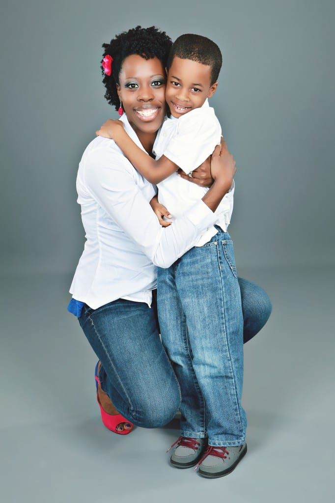 #HeisNotASuspect Jr and MomsNCharge