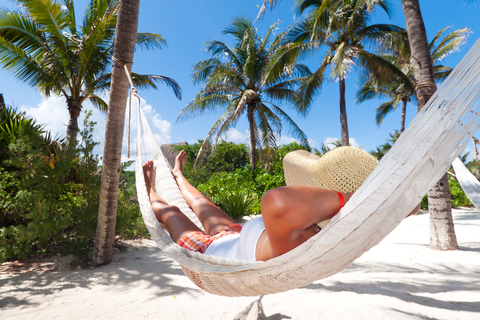 https://www.dreamstime.com/stock-images-woman-relaxing-hammock-image22758614