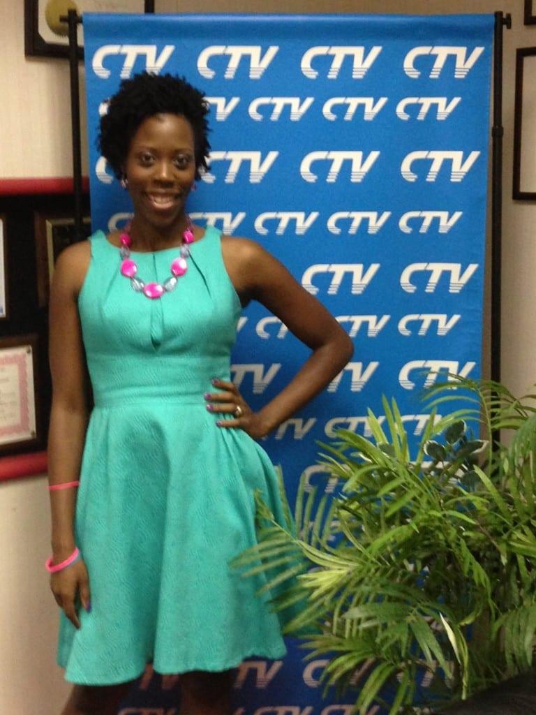CTV interview - MD tearoom 2