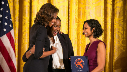 First Lady Michelle Obama Youth awards