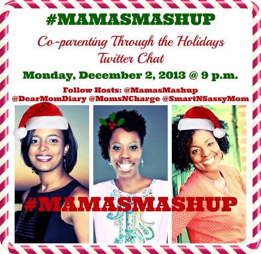 #MamasMashup co-parenting