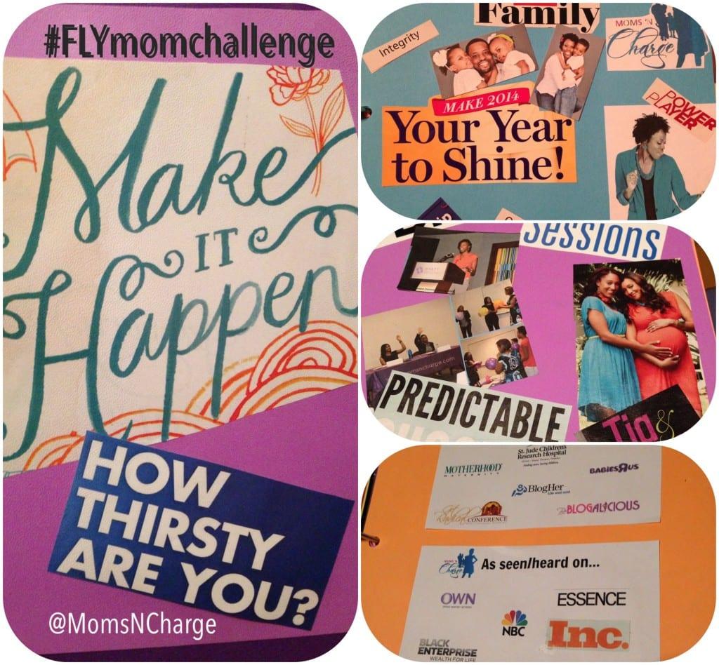 MomsNCharge FLY mom challenge