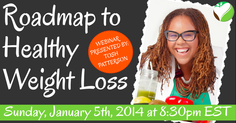 Tosh Patterson - Roadmap to Weightloss