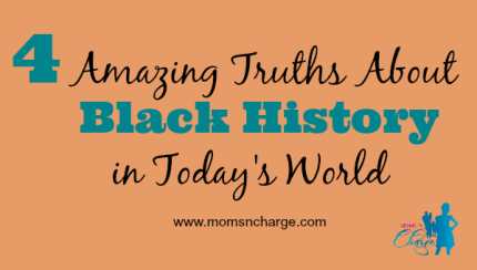 4 Amazing truths about black history
