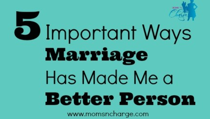 5 important ways marriage has made me a better person