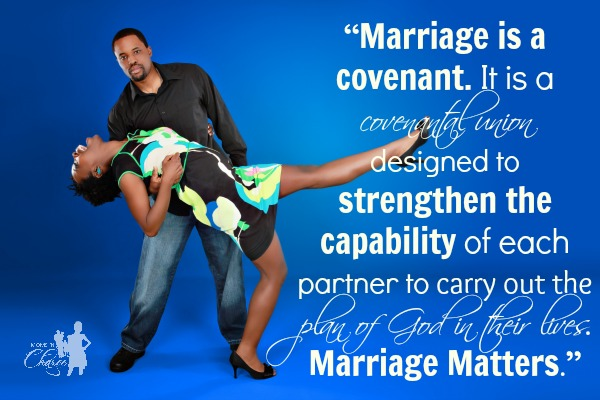 BMWK black marriage quote image - Moms \'N Charge®
