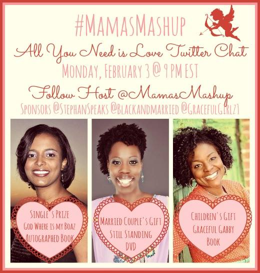 Mamas Mashup - All about Love