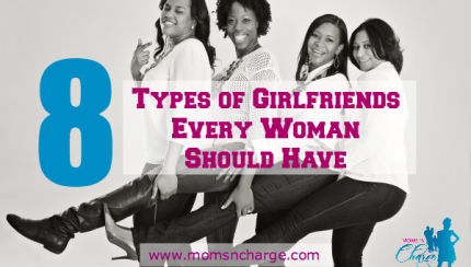 8 types of girlfriends for women