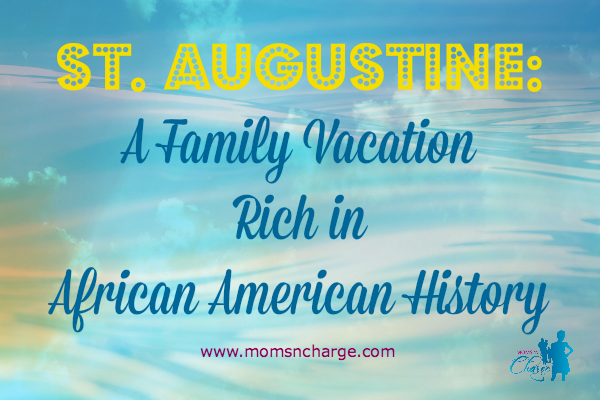 St.Augustine Florida black history