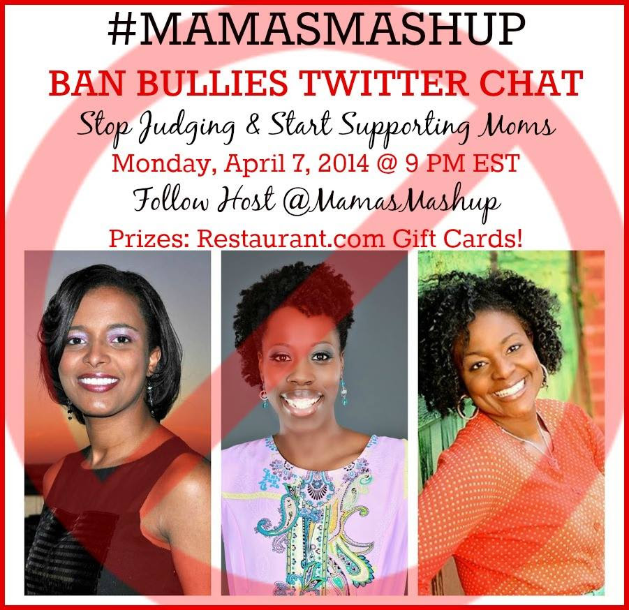 #MamasMashup - ban bullying