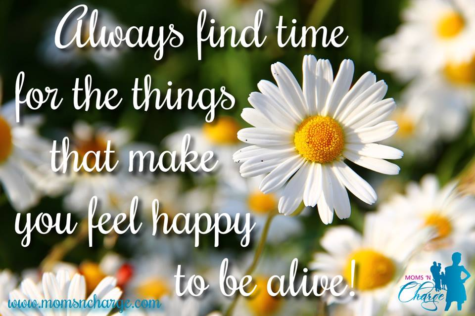 find time for happy