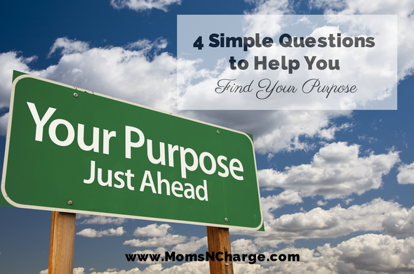 4 simple questions to help you find purpose