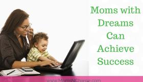 moms with dreams