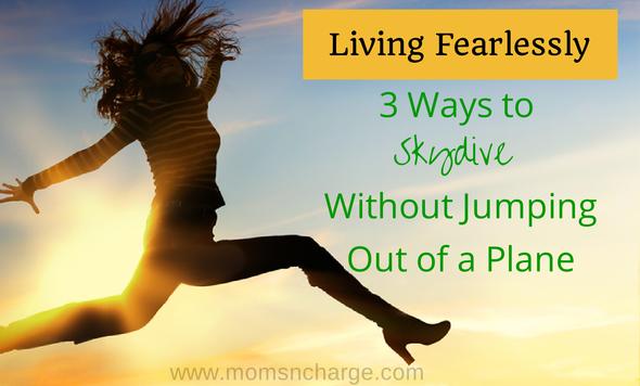 3 ways to skydive