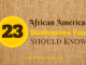 23 African American businesses