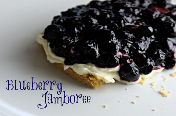 Blueberry Jamboree Cover 2