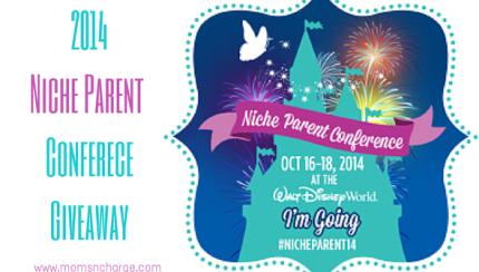 Niche ParentConfereceGiveaway