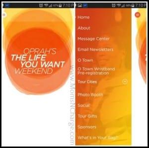 Oprah App