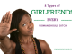 8 types of girlfriends - ditch black woman