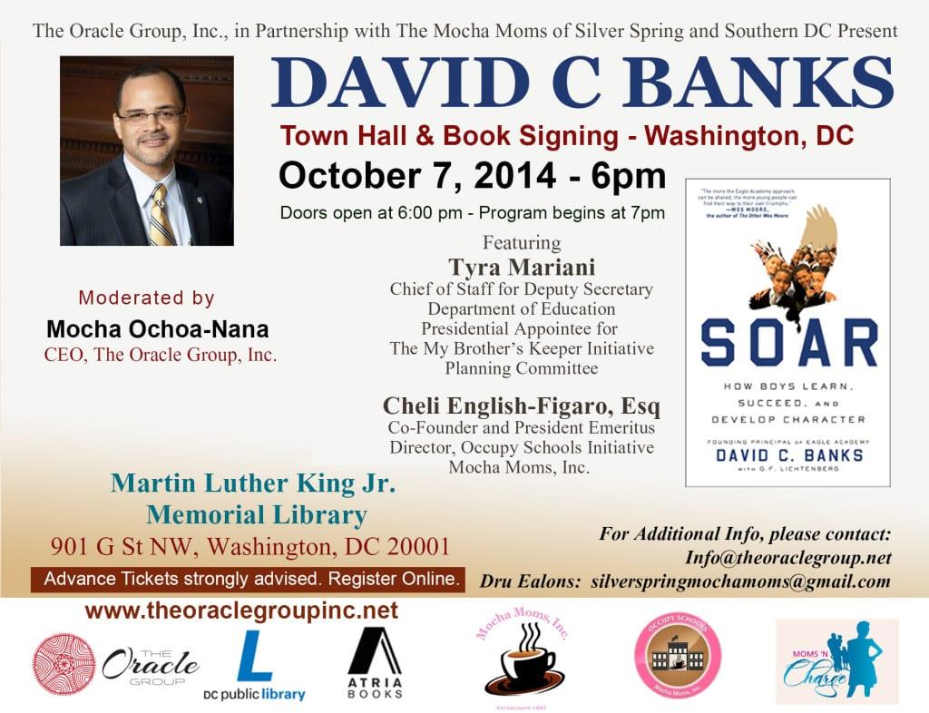 David Banks - SOAR book discussion