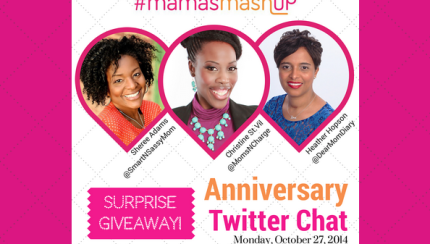 #MamasMashup anniversary feature image
