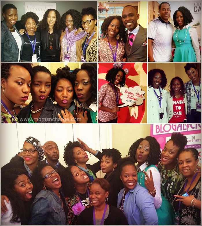 Blogalicious #BeGreat - MomsNCharge
