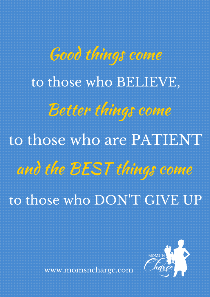 MM_good things come quote