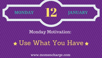 Motivational Monday 1.12.15 feature image