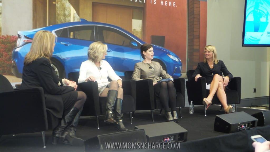 Washington Auto Show - Women in automotive