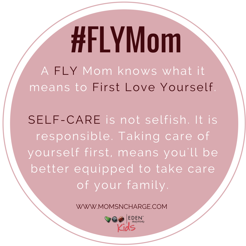 #EDENWondermoms 1 - #FLYMom