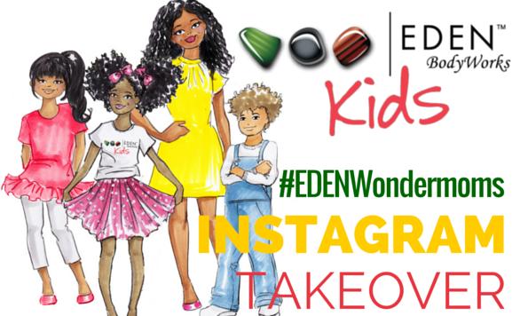 #EDENWondermoms IG Takeover - Christine St.Vil