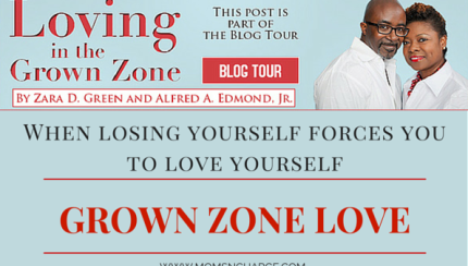 Loving in the grown zone blog - Christine St.Vil