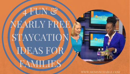 4 Fun & Nearly FREE Staycation Ideas for