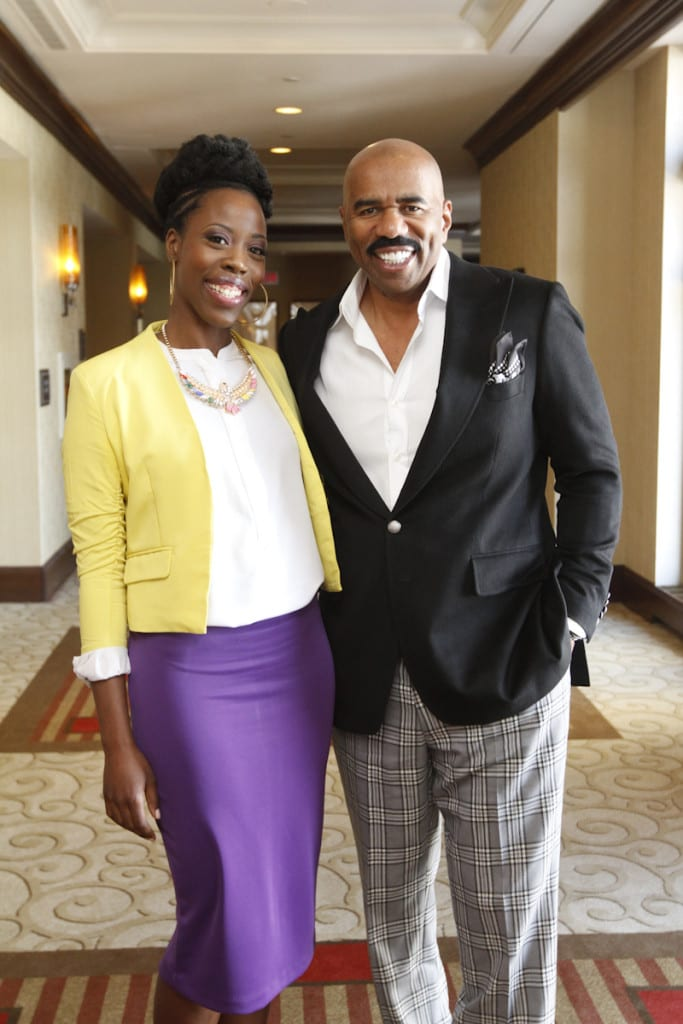 Photo credit: Act Like a Success, Steve Harvey