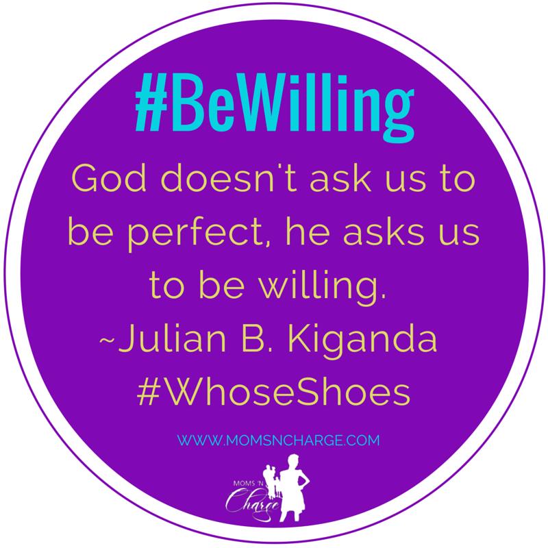 monday motivation - #bewilling