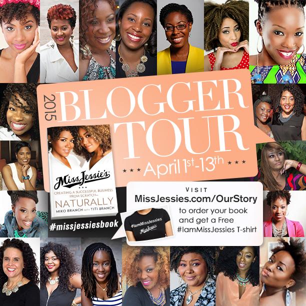 Miss Jessie's MomsNCharge Blog Tour
