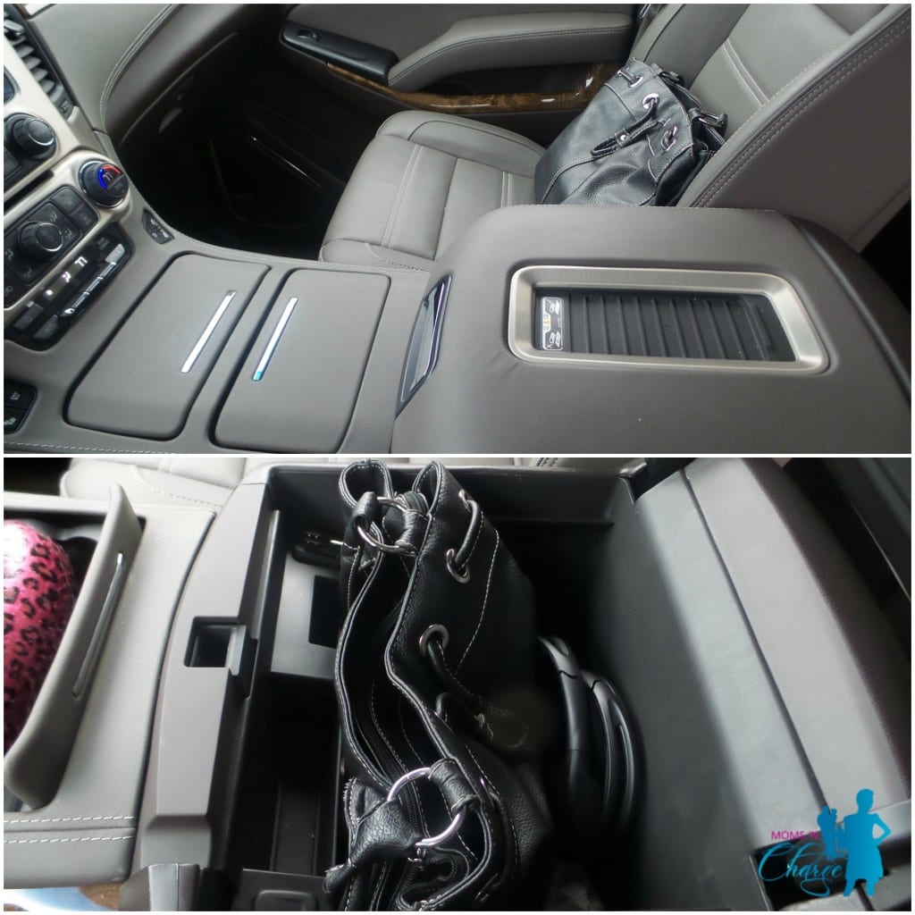 Yukon Denali XL 2015 console 2