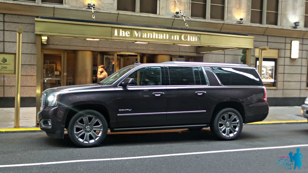 Yukon denali XL manhattan club