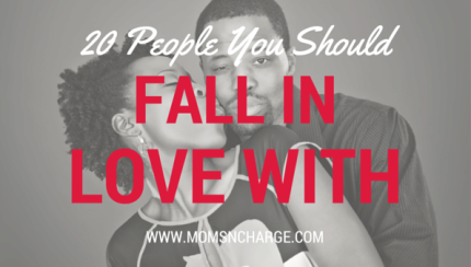 20 People to fall in love with