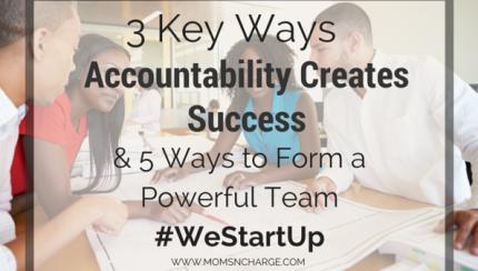 Accountability Creates Success