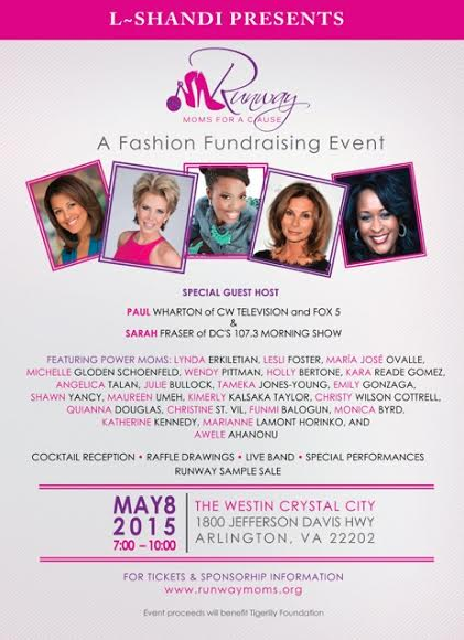 #RunwayMoms for a Cause 2015