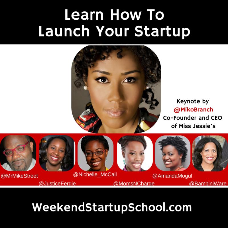 Weekend Start Up 2015 #WeStartup
