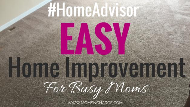 Home Advisor - home improvement - momsncharge