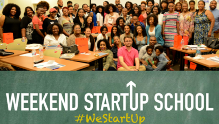 #westartup feature