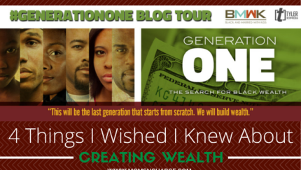 #GENERATIONONE - black wealth feature